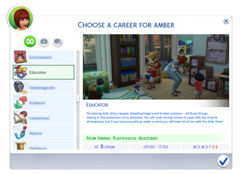 Try These Sims 4 Must Have Career Mods {Mahindra Racing}